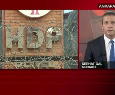 Kapatma davasına ait iddianame ve 70 klasörlük ek HDP'ye gönderildi
