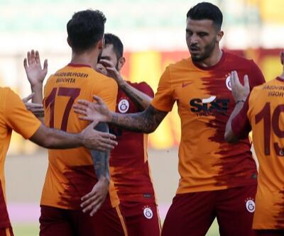 Galatasaray 4-2 Kasımpaşa MAÇ ÖZETİ