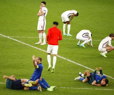 EURO 2020 finali İngiltere basınında: 'Penaltı laneti'