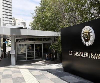 Dışişleri'nden Yunanistan'a Galatasaray tepkisi