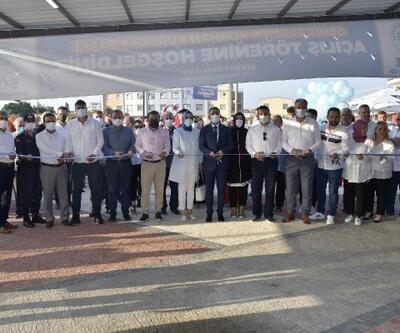 Biga'da Şehit Teğmen Korhan Kuruçay Parkı'nın açılışı yapıldı