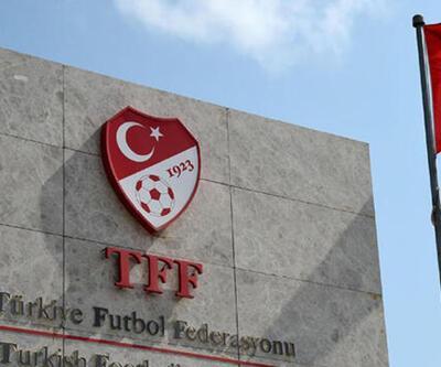 Son dakika... TFF'den Yunanistan'a kınama mesajı