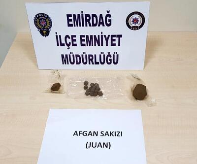Uyuşturucu operasyonunda 2 gurbetçiye gözaltı