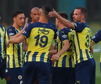 Fenerbahçe 4-1 Kasımpaşa MAÇ ÖZETİ