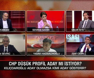 CHP düşük profil aday mı istiyor? 3. ittifak kurulabilir mi? İttifakların geleceği ne olur? CNN TÜRK Masası'nda tartışıldı