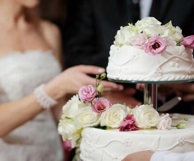 Evlenince kilo almamak için bu 10 uyarıya dikkat!