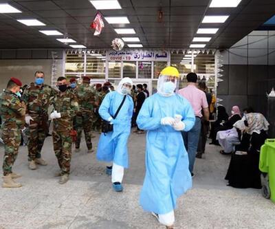 Irak ve Suudi Arabistan'da Kovid-19 kaynaklı can kayıpları arttı
