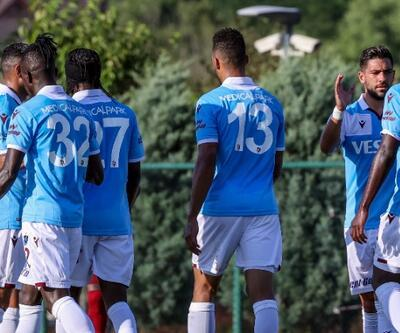 Trabzonspor 1-0 Bandırmaspor MAÇ ÖZETİ