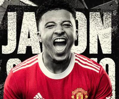 Son dakika... Jadon Sancho resmen Manchester United'da!