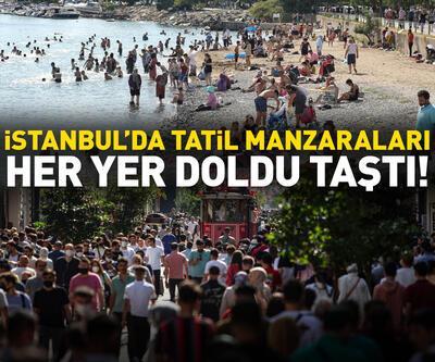 İstanbul'dan tatil manzaraları!