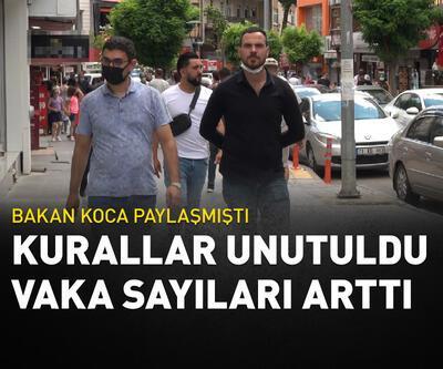 Kurallar unutuldu, Kırıkkale'de vakalar arttı