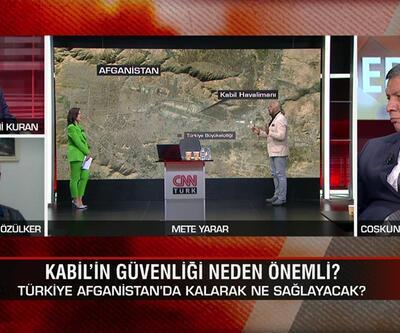 Afgan göç dalgası kapıda mı? Kabil'in güvenliği neden önemli? Türkiye Kabil'de kalacak mı? Akıl Çemberi'nde konuşuldu