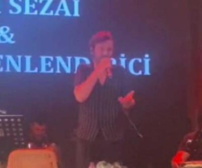Halil Sezai'den sahnede şaşırtan sözler