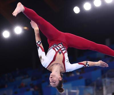 Olimpiyatlara damga vurdu