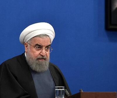 Ruhani'den 'yaptırım' iddiası