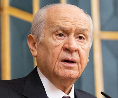 MHP lideri Bahçeli'den Kıbrıs açıklaması