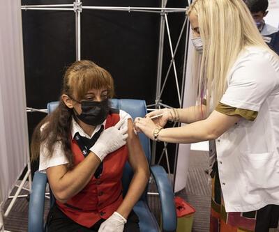 AVM'de randevusuz aşı seferberliği