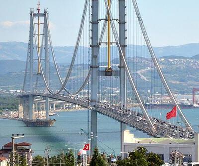 Osmangazi Köprüsü açıklaması: Rekor kırdı
