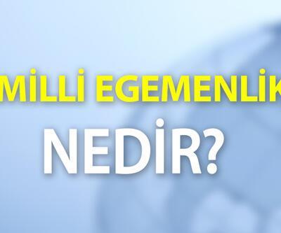 Milli Egemenlik Nedir? Ulusal Egemenlik İlkesinin Özellikleri Nelerdir?