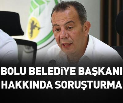 Tanju Özcan hakkında soruşturma başlatıldı