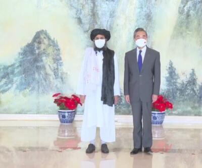 Çin, Taliban heyetini ağırladı