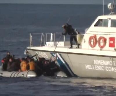 Atina: Düzensiz göçmenler acilen Türkiye'ye gönderilsin