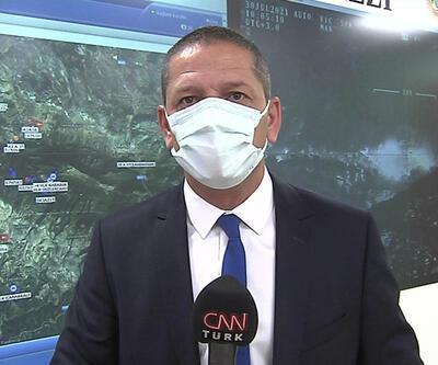 CNN TÜRK yangın ile mücadele merkezinde