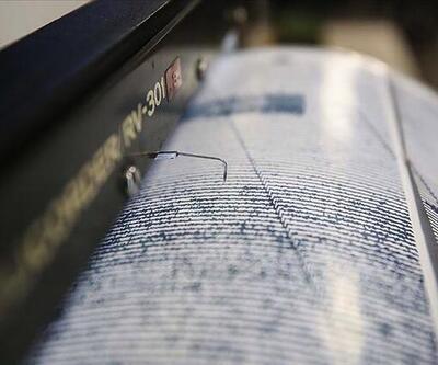 Kayseri Kocasinan'da korkutan deprem