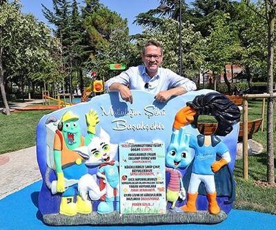 Başakşehir'de yenilenen Defne Parkı açıldı