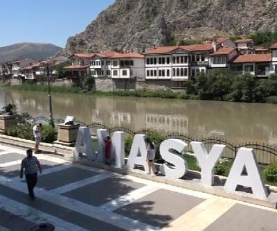 Amasya'da belediyeden yangınlara karşı anonslu uyarı