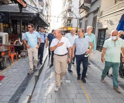 Başkan Soyer: Kıbrıs Şehitleri Caddesi vitrin olacak
