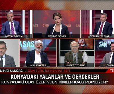 Eş zamanlı yangınlar neden çıktı? Kimler Türkiye'de kaos istiyor? İttifak'a 'Gül' gibi aday mı? CNN TÜRK Masası'nda ele alındı