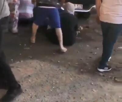 Kontrolden çıkan minibüs yayaların arasına daldı: 8 yaralı