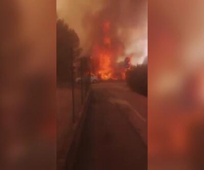 İtalya'da 299 bölge alev alev yanıyor