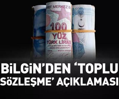 Türkiye çalışanlarını enflasyona ezdirmeyecektir