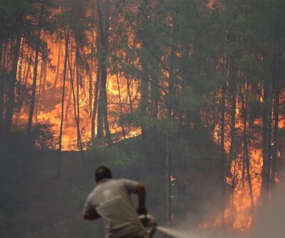 Orman yangınlarıyla mücadele bitmeden Antalya için Meteoroloji'den flaş uyarı