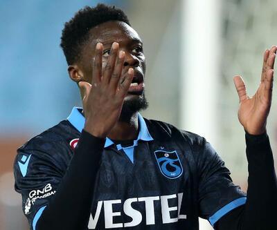 Son dakika... Trabzonspor Ekuban'ı KAP'a bildirdi!