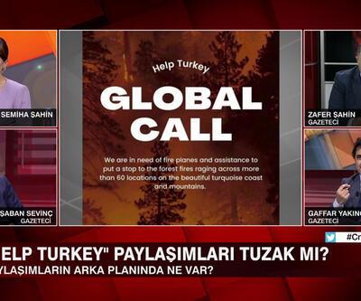 """""""Help Turkey"""" paylaşımları tuzak mı? CHP lideri kesin cumhurbaşkanı aday denilebilir mi? CNN TÜRK Masası'nda konuşuldu"""