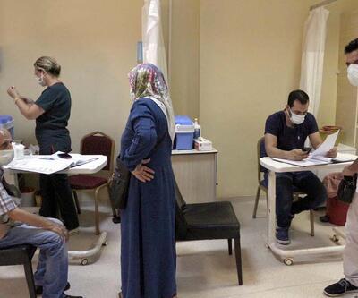 Diyarbakır'da 10 katlı hastanenin 5 katı Covid-19 hastalarıyla dolu