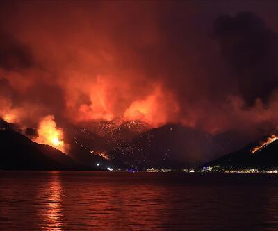 Orman yangınları sonrası büyük tehlike