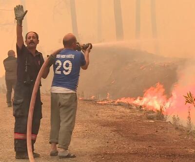 Herkes yangınlar için seferber oldu
