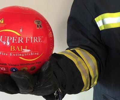 Yangın söndürme topu nedir?
