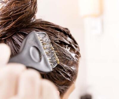 Evde saç boyayanlara 'alerji' uyarısı