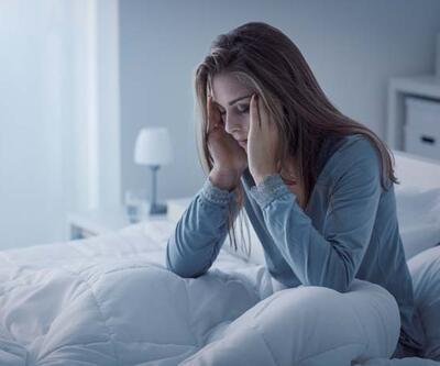 Uyku bozukluğu depresyonu tetikliyor