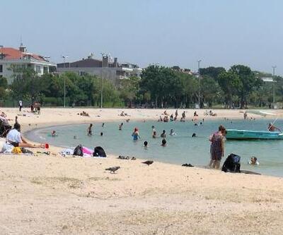 İstanbul'da sıcaklık 38 dereceye ulaştı