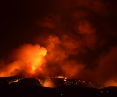 Son dakika... Yangın bölgeleri mücbir sebep kapsamına alındı