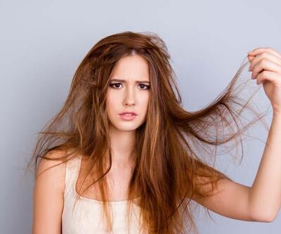Aşırı stres ve yoğun çalışma saçları dökebiliyor
