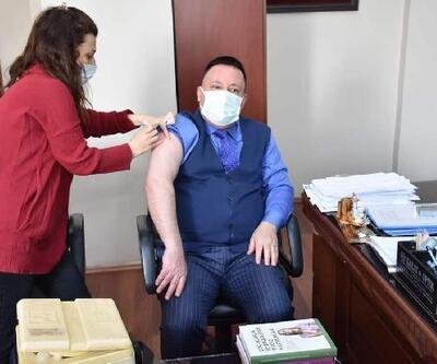 Aşı ikna çalışmaları sonuç verdi