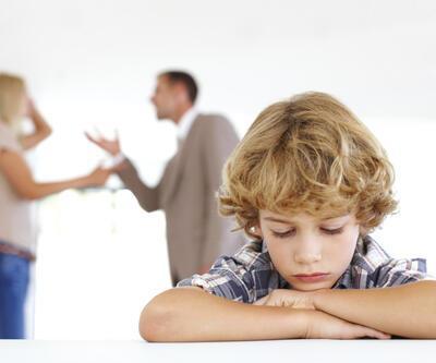 Çocuğunuzun önünde tartışmayın!
