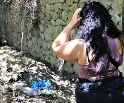 Bahçesinde 10 ölü köpek bulunan kadına gözaltı